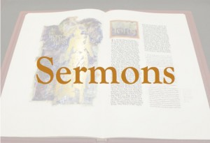 Sermons Button